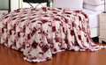 100% polyester king size coral fleece blanket