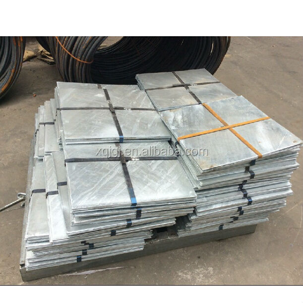 Hot-dip Galvanized Steel Plates for Stay Rod
