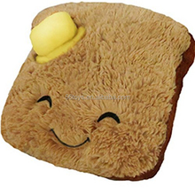 Food Key Lime Pie Plush Food Toast Plush Cake