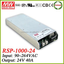 Meanwell RSP-1000-24 960w switching power supply 24v 40a