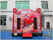 inflatable car moonwalk, inflatable car bouncer,race car inflatable for toddler