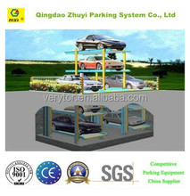 Pit Type Parking System