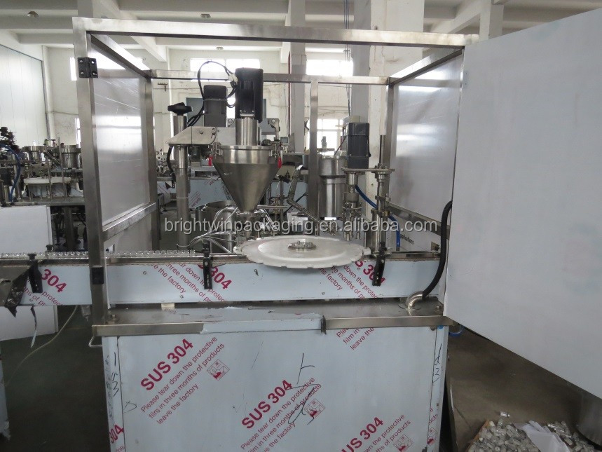 Factory supply Automatic salt filling machine