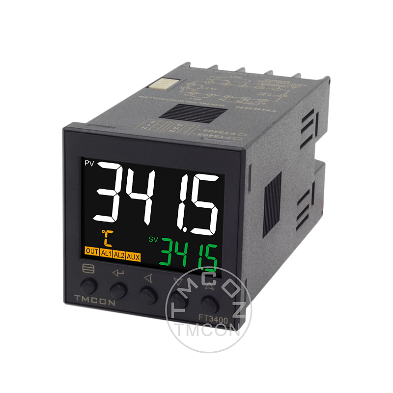 FT3415 / E5CC universal intelligent high contrast LCD display digital temperature controller