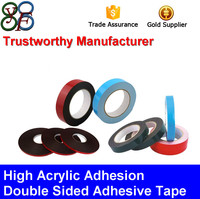 High Adhesion Double Sided Adhesive tape ( PE/EVA/VHB Acrylic/PET Based)