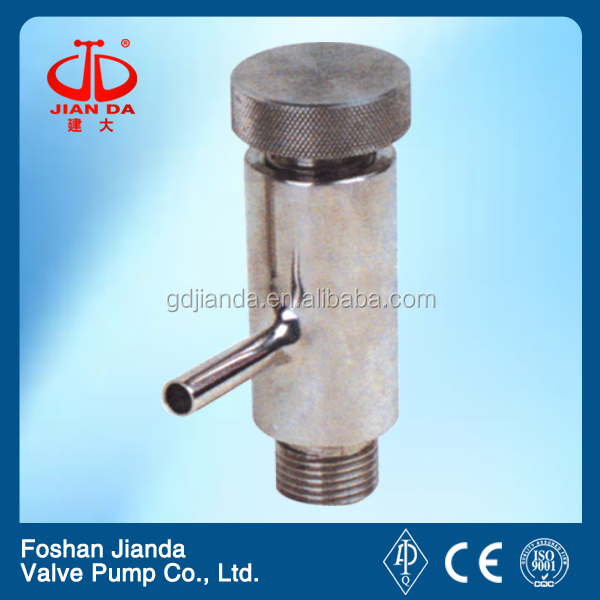 sanitary stainless steel 304 304L 316 316L sample valve high quality