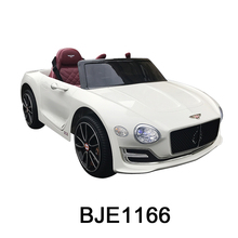 New Licenced Bentley Kids Ride On Battery Power Wheels Car With front, rear LED lights