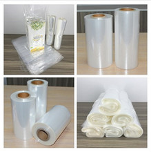 Wholesales clear POF plastic wrapping film manufacturer price heat shrink film roll for packaging