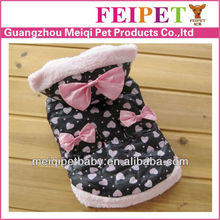 Dogs Coat Designer Pet Clothes for 2012 winter