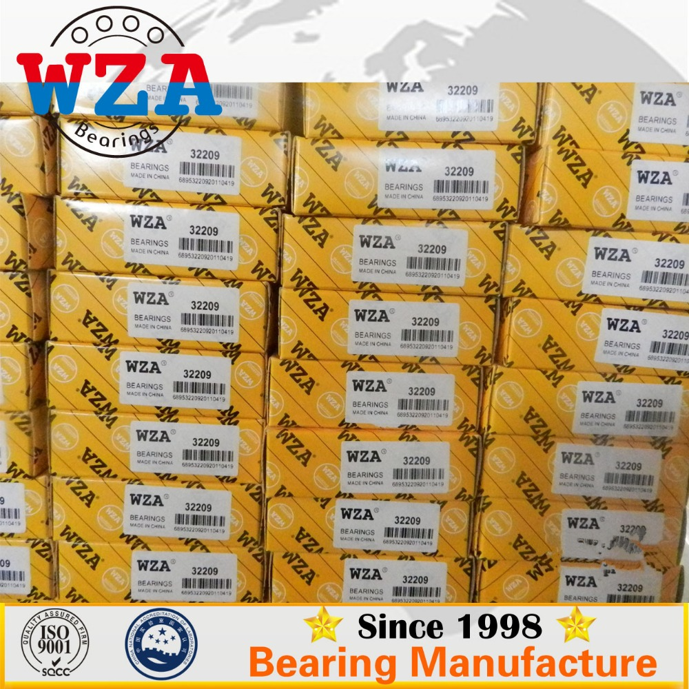 WZA taper roller bearing with black chamfer 32315 A 32216 32217 32218