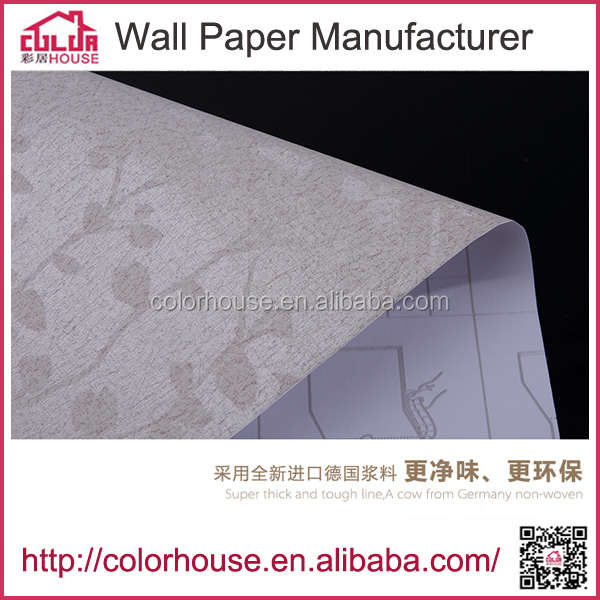 modern design floral wallpaper self-adhesive wall paper