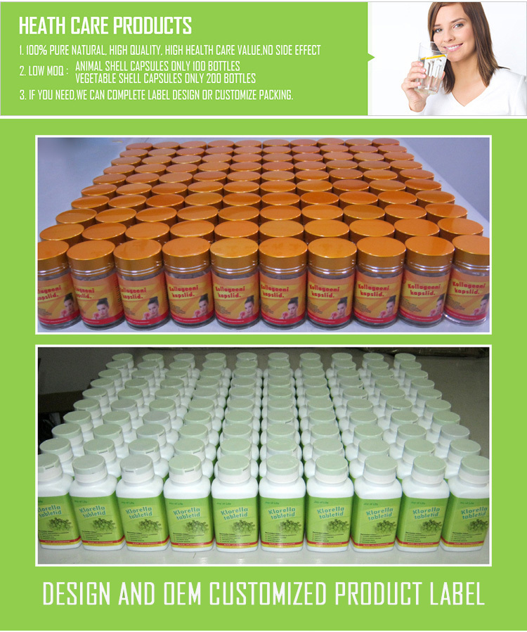Cosmetic grade pure marine 100% hydrolyzed fish collagen powder