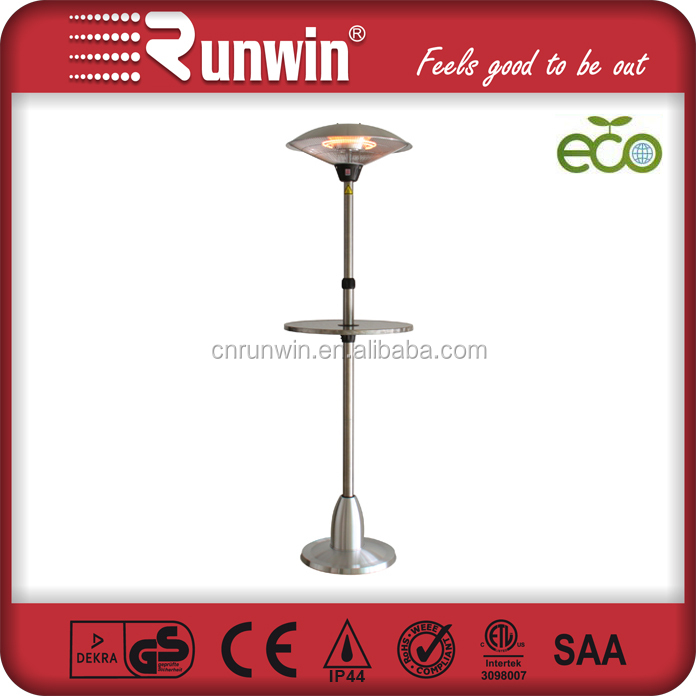Energy Saving Free standing Electric terracotta patio heater