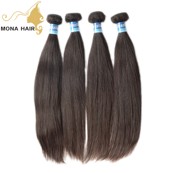 Mona hair best quality raw unprocessed hair online shopping virgin Brazilian hair vendors