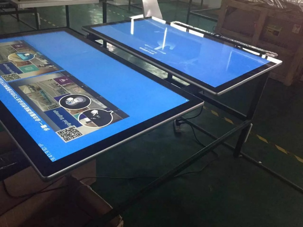 43 inch ultra thin wall mounted Android capacitive multi touch <strong>screen</strong>