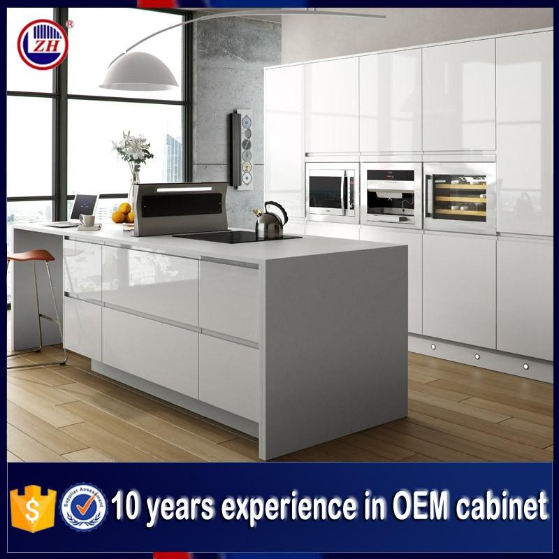Mdf Kitchen Cabinet/white Kitchen Cabinet/modern Kitchen ...