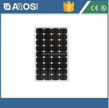 High temperature 130w solar panel panel prices white board