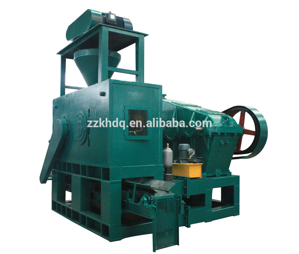 China hot selling hydraulic burnt lime powder briquetting make machine coal ball press machine with best price