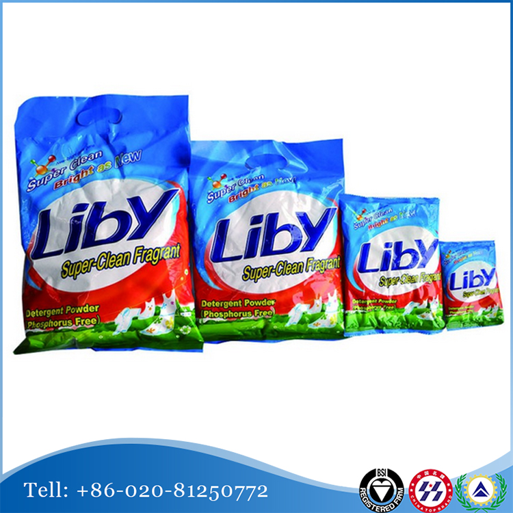 High Quality Liby Names Of Washing Powder