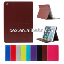 For Ipad Air 5 Elegance PU Leather case Flip Cover Stand Smart Wake Sleep