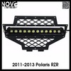RZR Grille 2011-2013 ATV UTV Polaris Powerful Sport Grilles