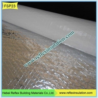 Foil Faced Fiberglass Insulation