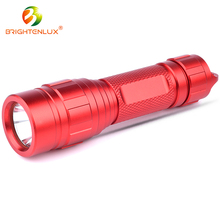 2018 Led Waterproof Tactical High Power 10W Diving Rechargeable Led Flashlight