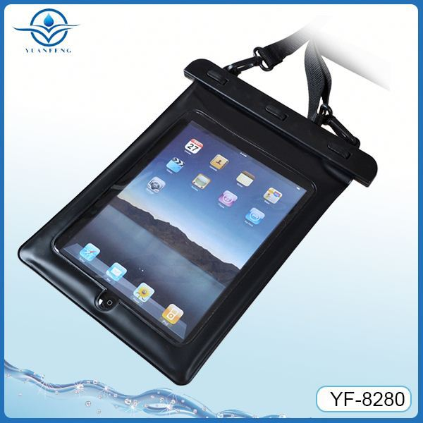 China wholesale beach waterproof bag pvc tpu for ipad3