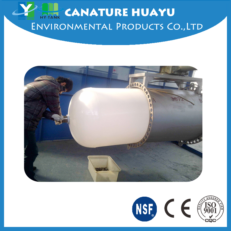 2017 hot sale frp tank for water treatment system/FRP vessel/FRP pressure tank