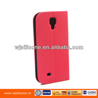 Wholesale Leather Hot Wallet Case for Samsung S4 Manufacturer
