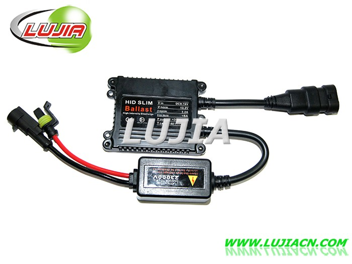 OEM Cheapest Stable Performance HID Slim Ballast 9-16 V 35W HID Ballast