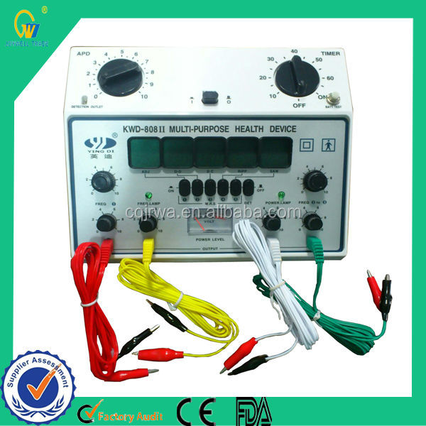 2014 Hot Sale Chinese Traditional Electrionic 4 Channels Pain Relief Medical Therapy Acupuncture Machine