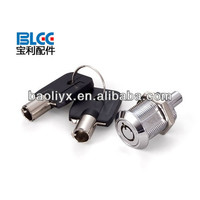 High quality cylinder push lock for Arcade game machine Cabinet Drawer
