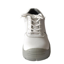 white anti slip waterproof Chef kitchen working shoes nurse work shoes