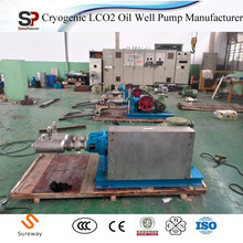 New Cryogenic LCO2 Oil Well Pump Manufacturer