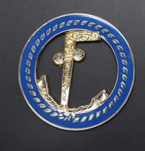 Masonic Auto Emblems Hot Sell Car Badge In Stock Car Emblem