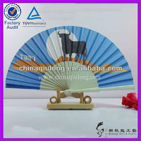 Handheld Wooden Fans Spanish Wood Fans
