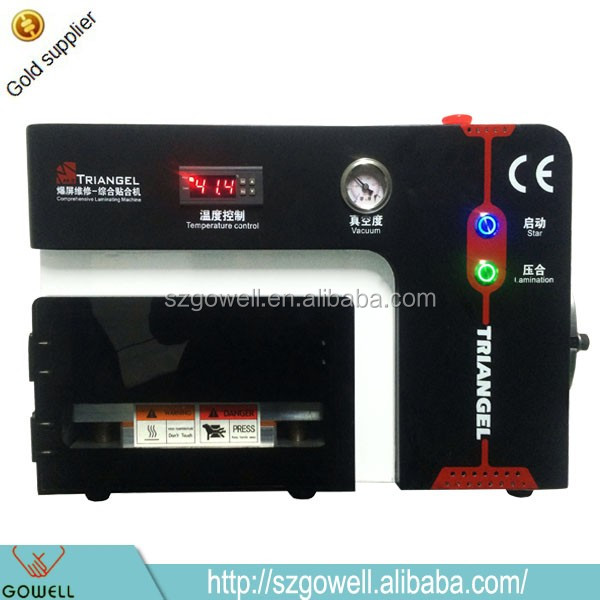 Cell Phone Screen Referbishing Machine M-T 5 in 1 LCD Vacuum Laminating Machine with Bubble Remover
