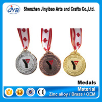 custom high quality medallions game metal medals for game competition