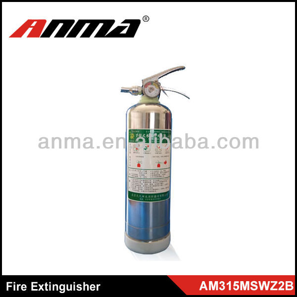 Professional factory of china fire extinguisher cabinet plastic accessories