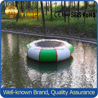 Inflatable Entertainment Floating Island Outdoor Inflatable