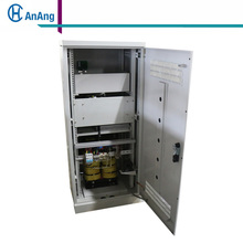 Well-Equipped Metal Distribution Cabinet
