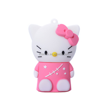 Creative Custom Silicone Hello Kitty power bank 4000mAh for advertising power bank