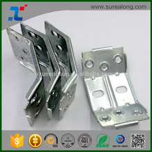 Table and Leg connector Sheet galvanized bracket Sheet galvanized bracket
