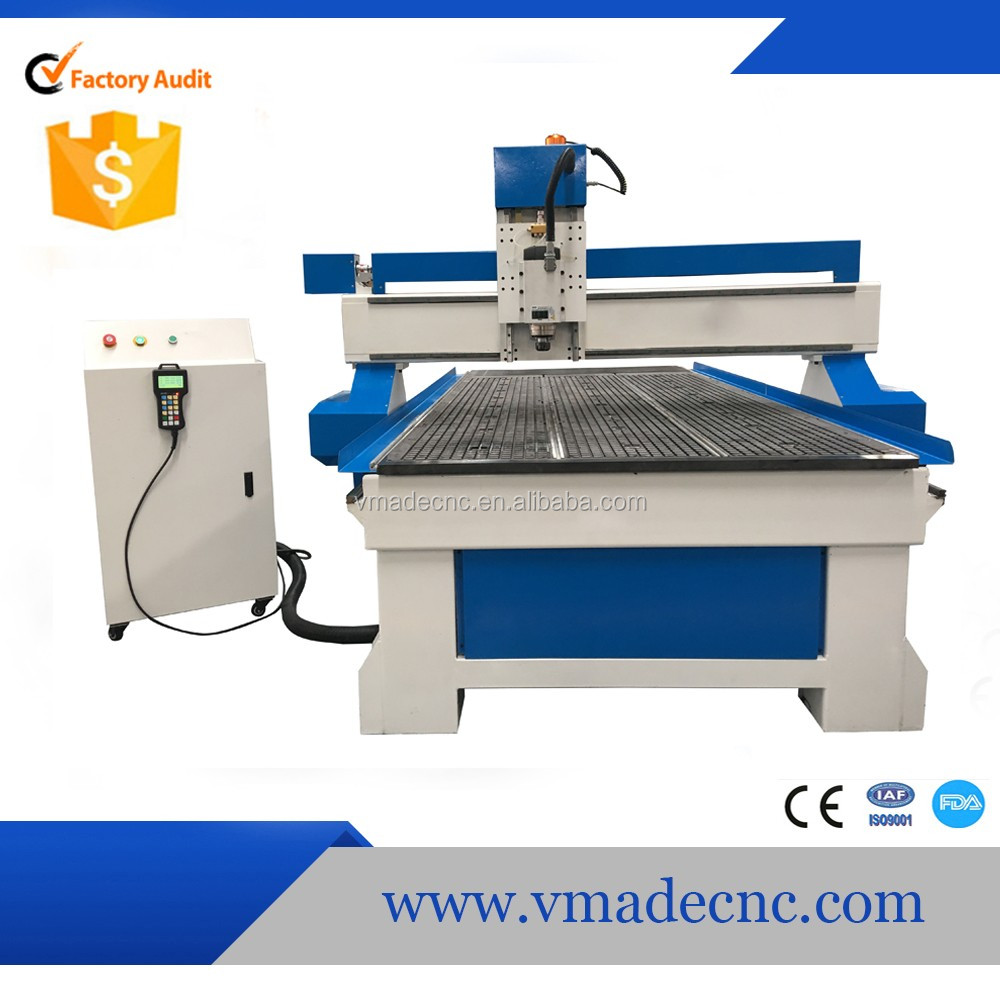 8KW MDF Wood cnc router vacuum table from China direct factory