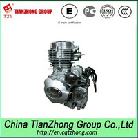 ISO GOST Gasoline 150cc Motorcycle Engine for ATV,Tricycle,Scooter Tianzhong Brand 4 Stroke