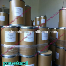 High quality GMP approved paracetamol in bulk USP/BP,CAS:103-90-2