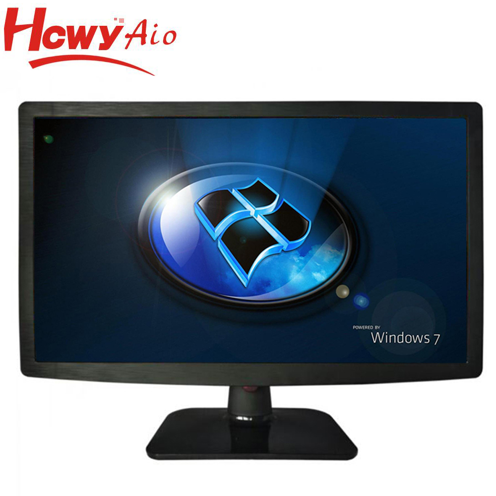 "Cheap price 20"" full hd tft led monitor 12 volts for television or desktop computer"