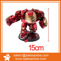 2015 New Product Marvel Movie Hulkbuster Bobble Head Action Figure