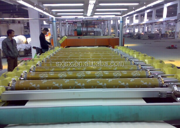 Jishengxiang textile printed FDY spandex fabric/four way spandex fabric